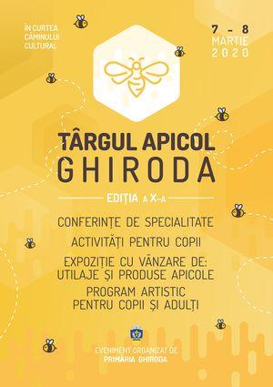 Targul Apicol Ghiroda 2020