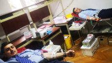 donare de sange politisti