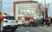 accident Lipovei