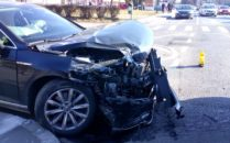 accident Eroilor