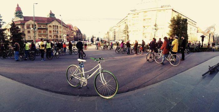pedalare critica Timisoara