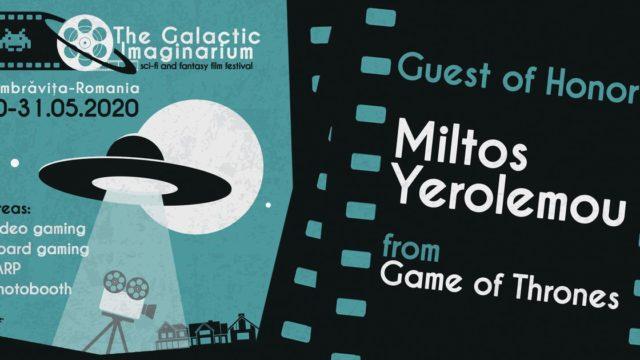 The Galactic Imaginarium Film Festival