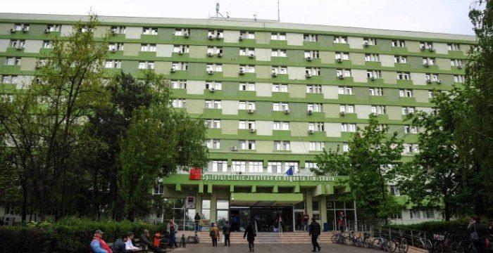 Spitalul Judetean Timisoara
