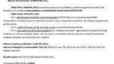 Anunţ de începere implementare proiect la XTRATECRO SRL, P.O.R. - 2.1A Microîntreprinderi