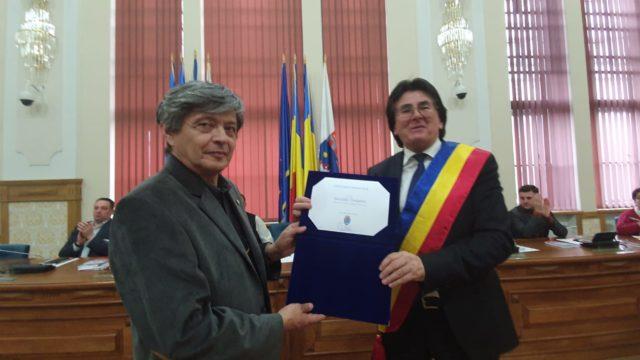 Florian Mihalcea si Nicolae Robu