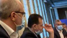 Ludovic Orban tigara
