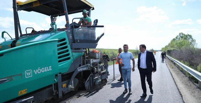 asfalt Hitias - Topolovat