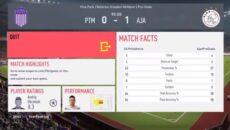 Poli - Ajax fotbal virtual