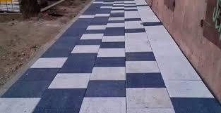 """trotuar """"sah"""""""