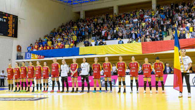nationala handbal feminin