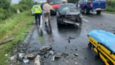 accident Deta Timkisoara