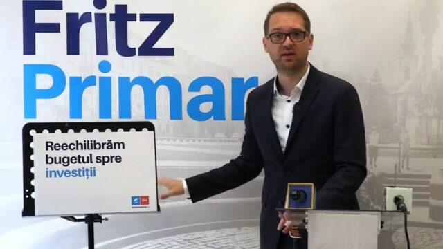 Dominic Fritz