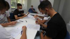 semnare contracte ASU
