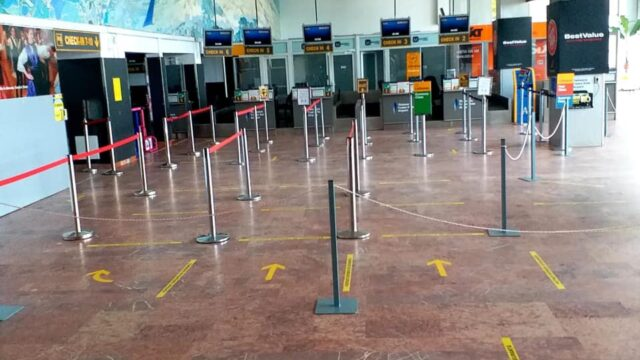 siguranta aeroport