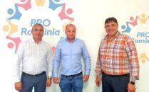 Marian Coanda (ALDE), Gerald Simonis si Adrian Pau