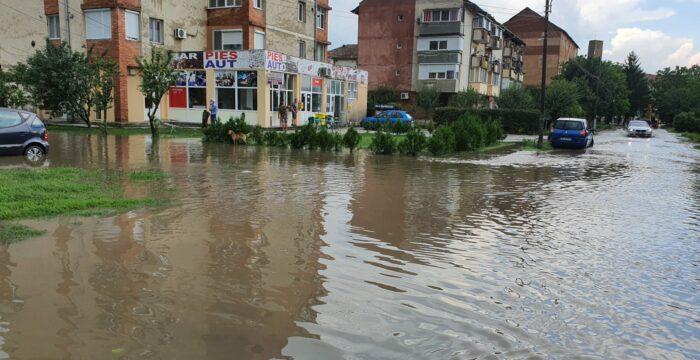 inundatii Buzias