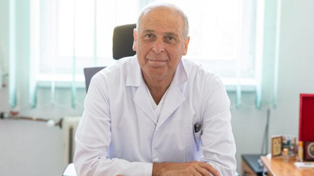 dr. Virgil Musta