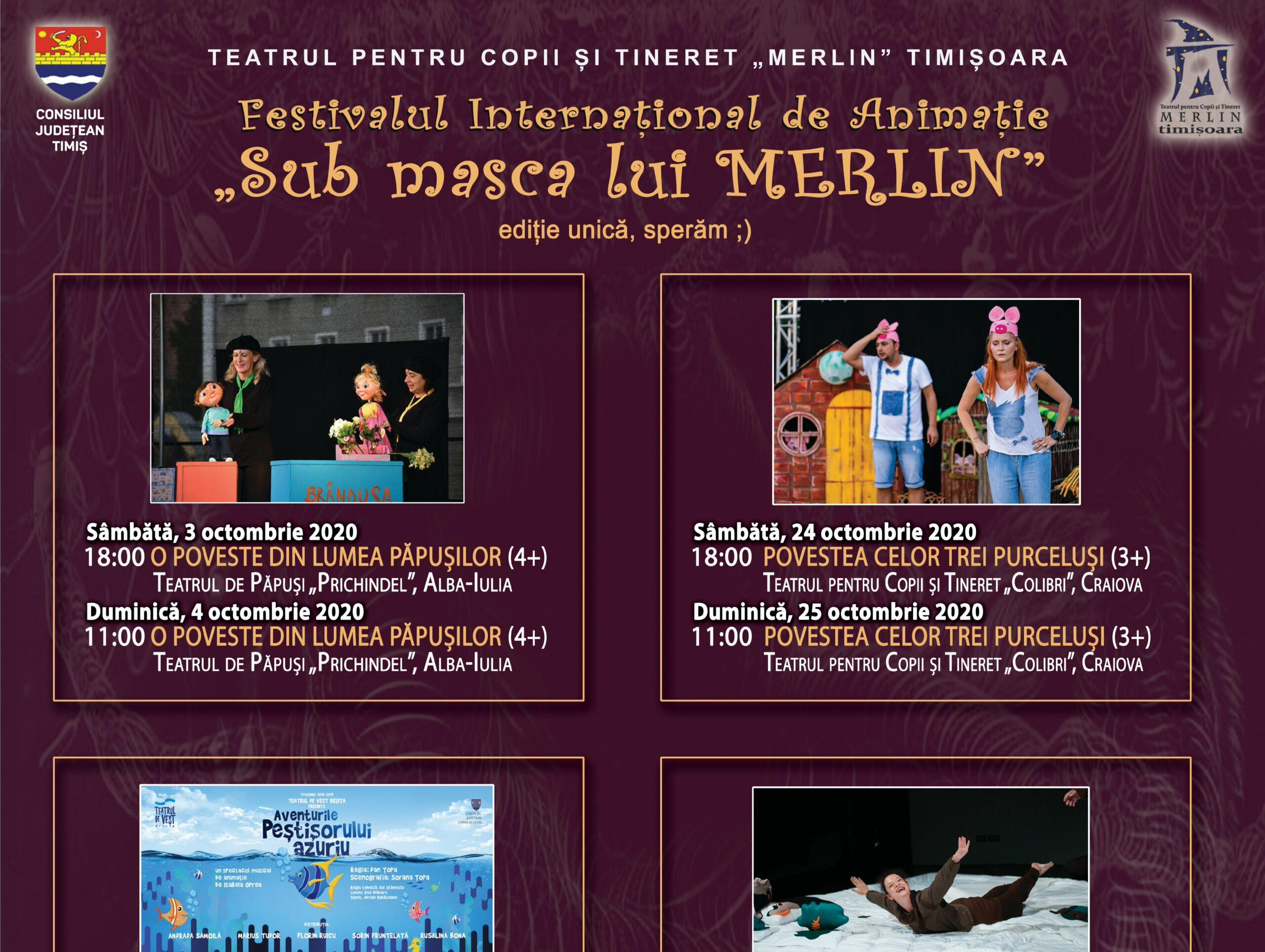 Teatrul Merlin