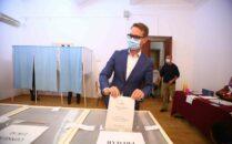 Dominc Fritz vot
