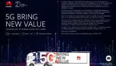 5G BRING NEW VALUE
