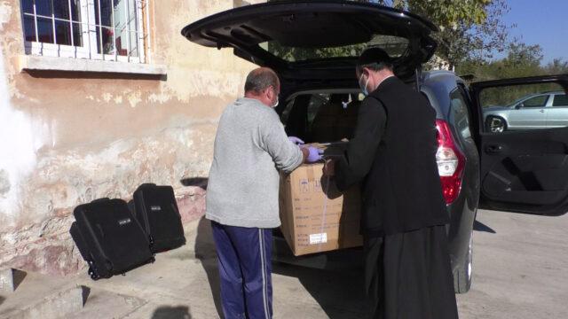 donatie spital Jebel