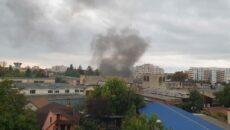 incendiu Aradului