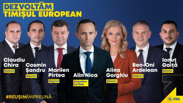 candidati PNL Timis