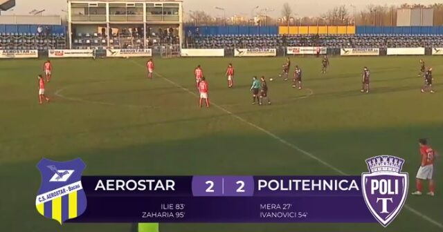 Aerostar - Politehnica