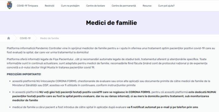 platforma telemedicina