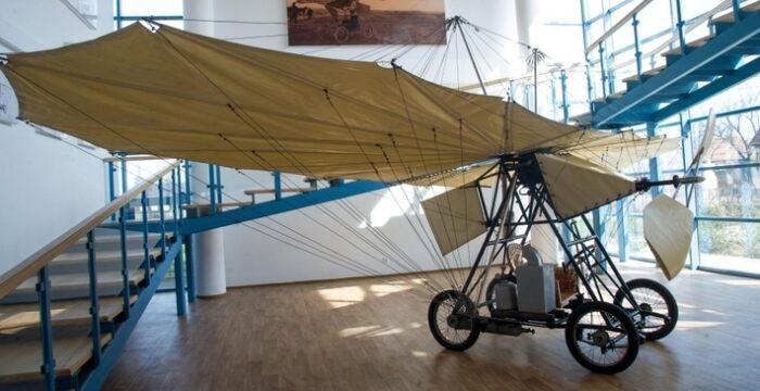 avion Traian Vuia