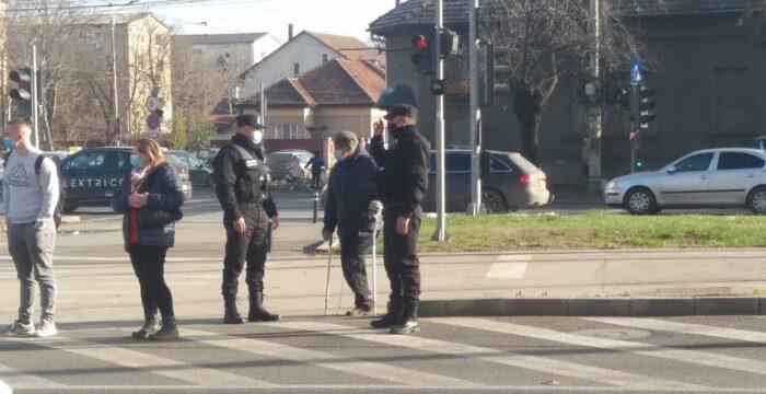 Politia Locala cersetori