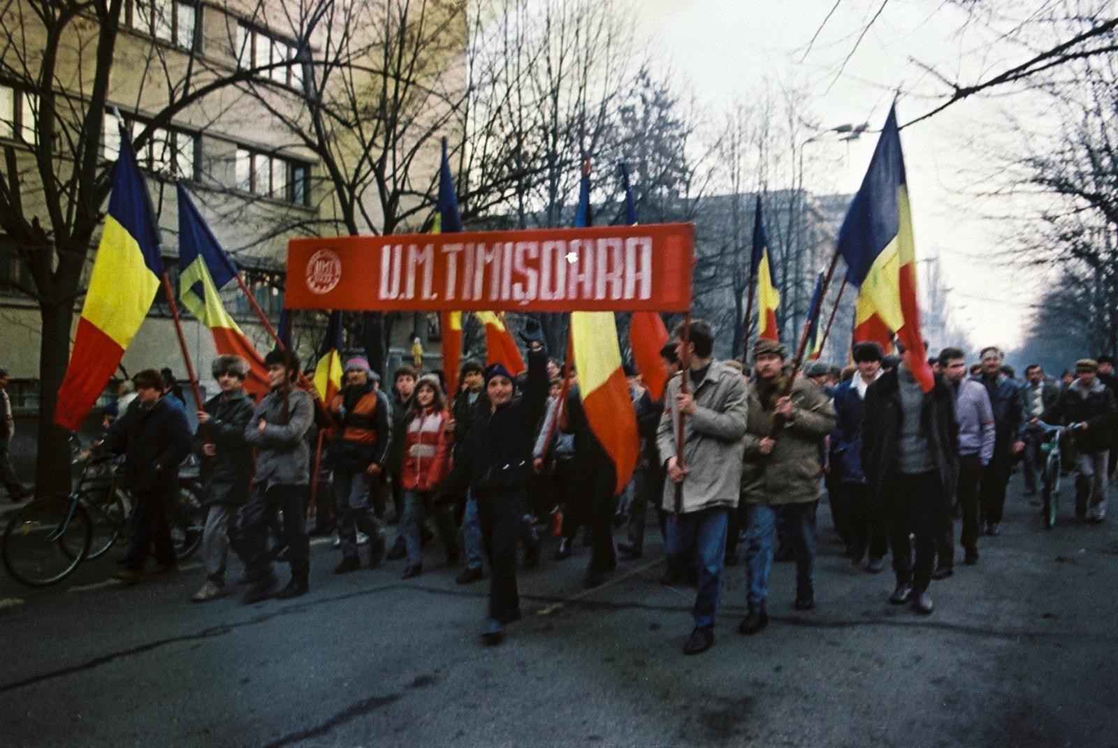 Timisoara revolutie