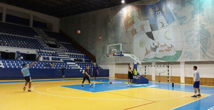 SCM Timisoara baschet