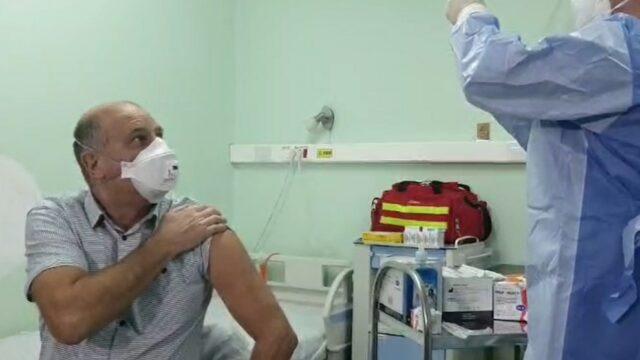 Virgil Musta vaccin