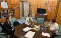 Florin Citu, intalnire cu Alin Nica si Cosmin Sandru