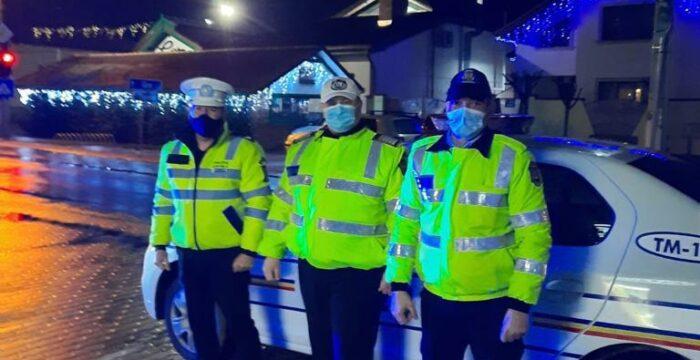 politisti actiune