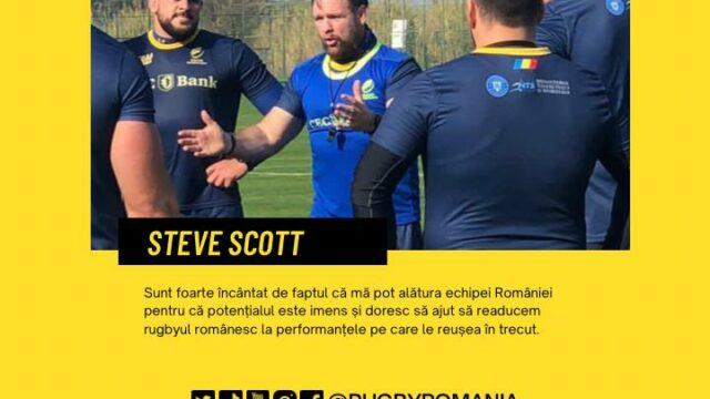 Steve Scott