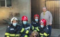 pompieri Buzias