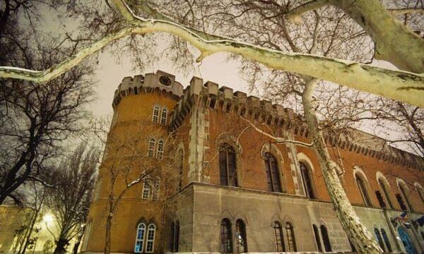 castelul huniade