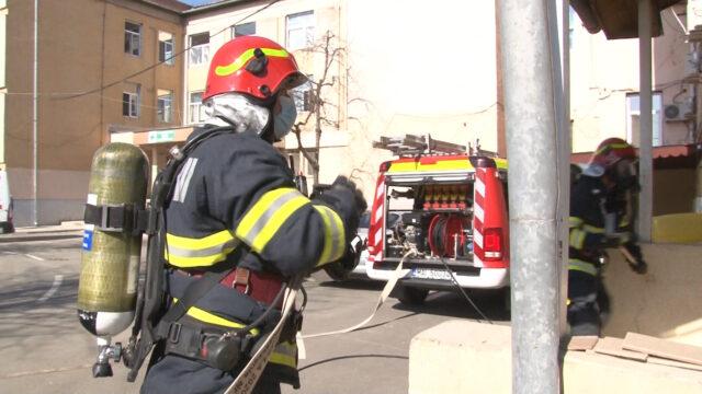 exercitiu incendiu