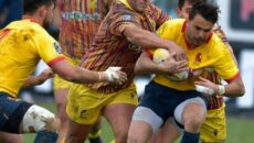 Romania - Spania rugby