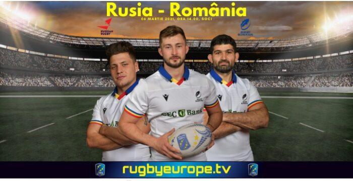 rusia - romania