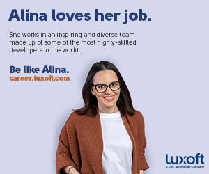 Luxoft Alina