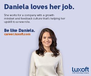 Luxoft Daniela