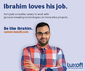 Luxoft Ibrahim