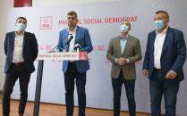 Grindeanu, Ciolacu, Simonis, Stanescu