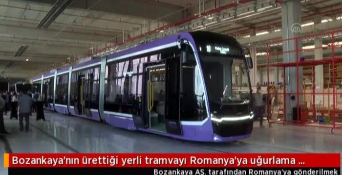 tramvai Turcia