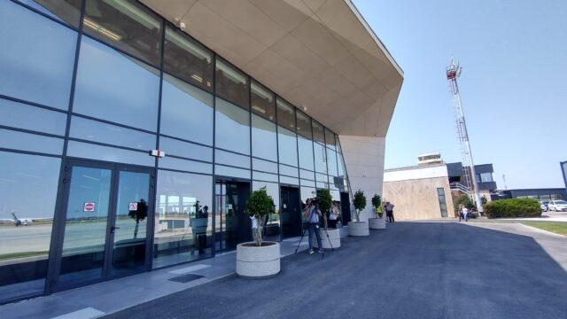 terminal Aeroportul Timisoara