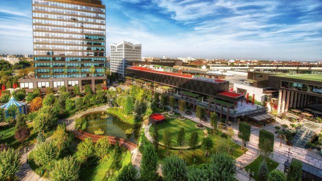 Iulius Gardens