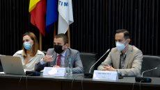dezbatere CJ Timis